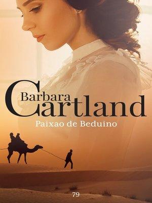 cover image of Paixão de Beduíno