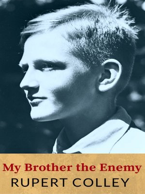 cover image of My Brother the Enemy