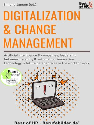 cover image of Digitalization & Change Management