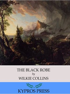 cover image of The Black Robe