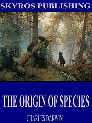 cover image of The Origin of Species