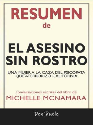cover image of Resumen de El Asesino Sin Rostro