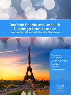 cover image of Das Erste Französische Lesebuch für Anfänger