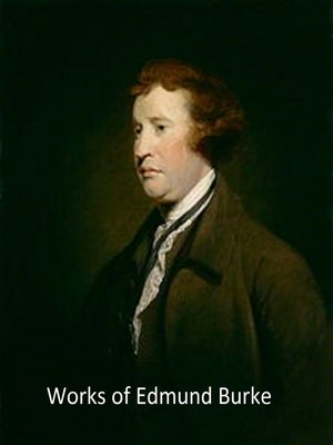 cover image of Works of Edmund Burke