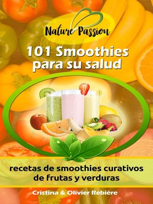 cover image of 101 Smoothies para su salud