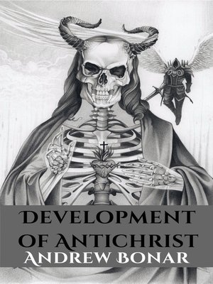 cover image of Development of Antichrist