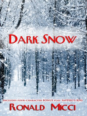cover image of Dark Snow