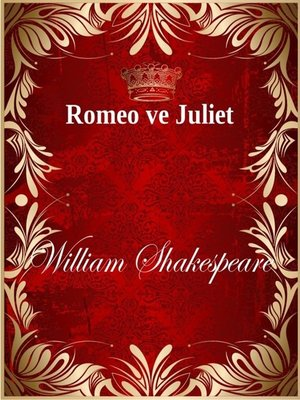cover image of Romeo ve Juliet