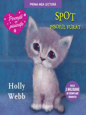 cover image of Spot, pisoiul furat
