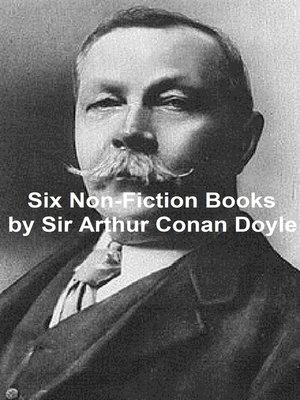 cover image of Six Non-Fiction Books