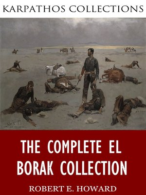 cover image of The Complete El Borak Collection