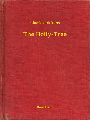 cover image of The Holly-Tree