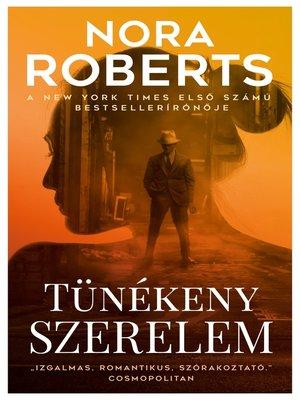 cover image of Tünékeny szerelem