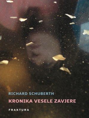cover image of Kronika vesele zavjere