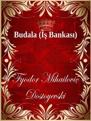 cover image of Budala