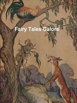 cover image of Fairy Tales Galore