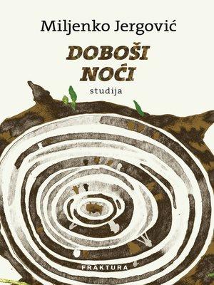 cover image of Doboši noći