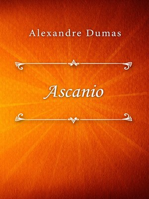 cover image of Ascanio