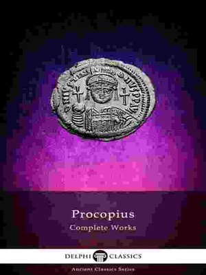 cover image of Delphi Complete Works of Procopius