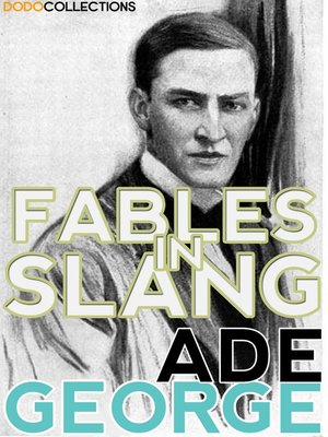 cover image of Fables in Slang
