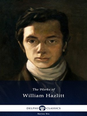 cover image of Delphi Collected Works of William Hazlitt