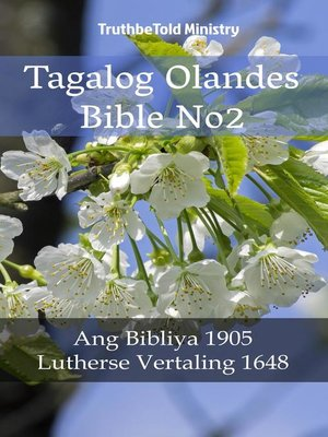 cover image of Tagalog Olandes Bible No2