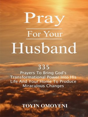 cover image of Pray For Your Husband