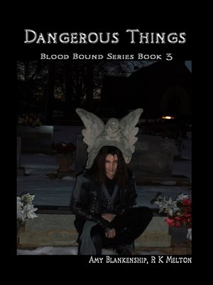 cover image of Dangerous Things (Blood Bound Book 3)