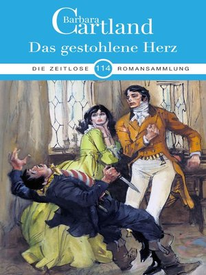 cover image of Das Gestohlene Herz