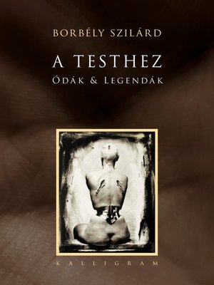 cover image of A Testhez