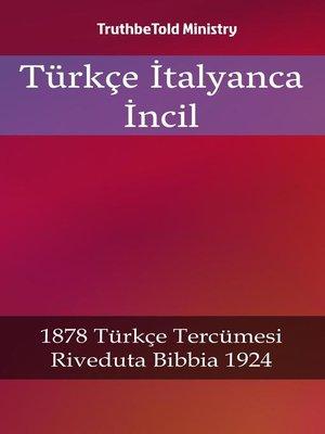 cover image of Türkçe İtalyanca İncil