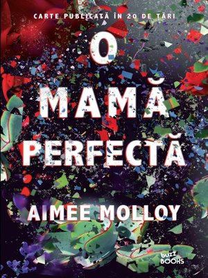 cover image of O mamă perfectă