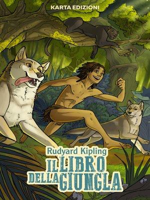 cover image of Il libro della giungla
