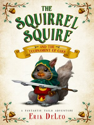 cover image of The Squirrel Squire