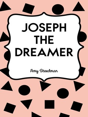 cover image of Joseph the Dreamer