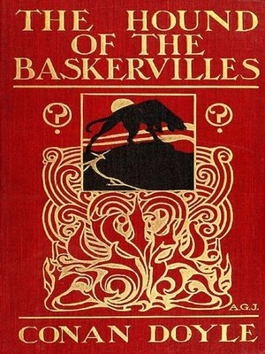 cover image of The Hound of the Baskervilles, Third of the Four Sherlock Holmes Novels