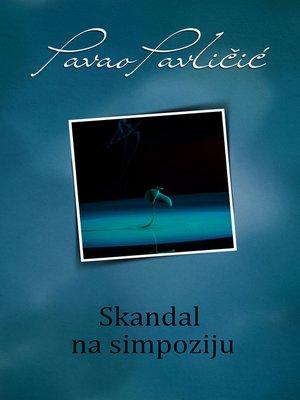 cover image of Skandal na simpoziju