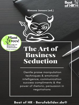 cover image of The Art of Business Seduction