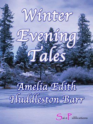 cover image of Winter Evening Tales