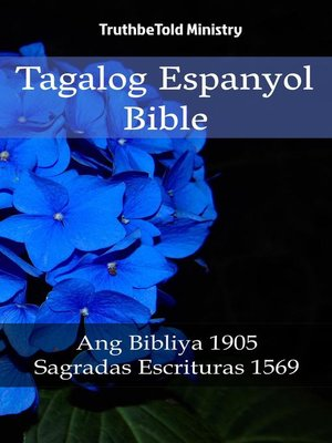 cover image of Tagalog Espanyol Bible