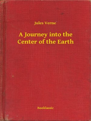 cover image of A Journey into the Center of the Earth