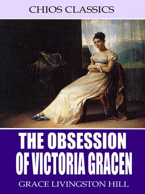 cover image of The Obsession of Victoria Gracen