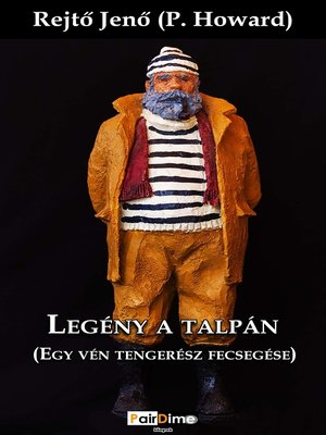 cover image of Legény a talpán