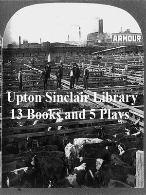 cover image of Upton Sinclair Library