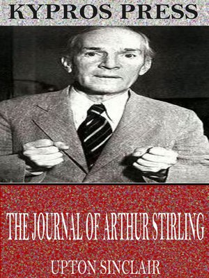 cover image of The Journal of Arthur Stirling