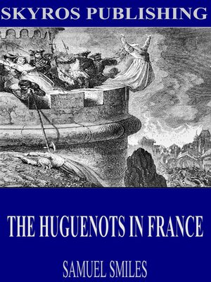 cover image of The Huguenots in France