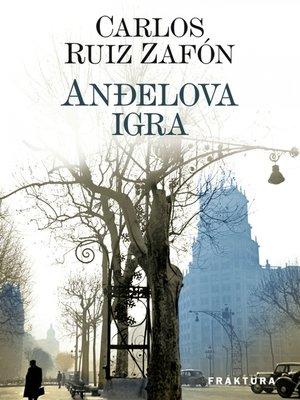 cover image of Anđelova igra