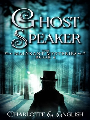 cover image of Ghostspeaker