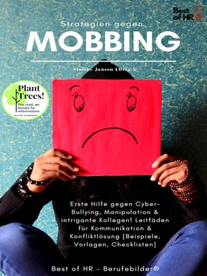 cover image of Strategien gegen Mobbing