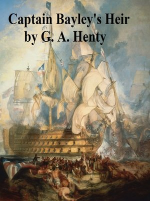cover image of Captain Bayley's Heir